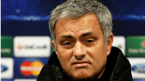 Jose Mourinho - fotó: EPA/Tolga Bozoglu