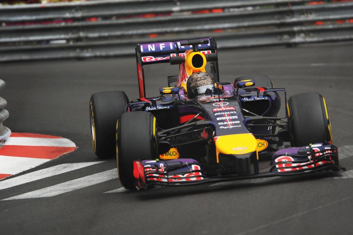 Sebastian Vettel (Fotó: Price / XPB Images)