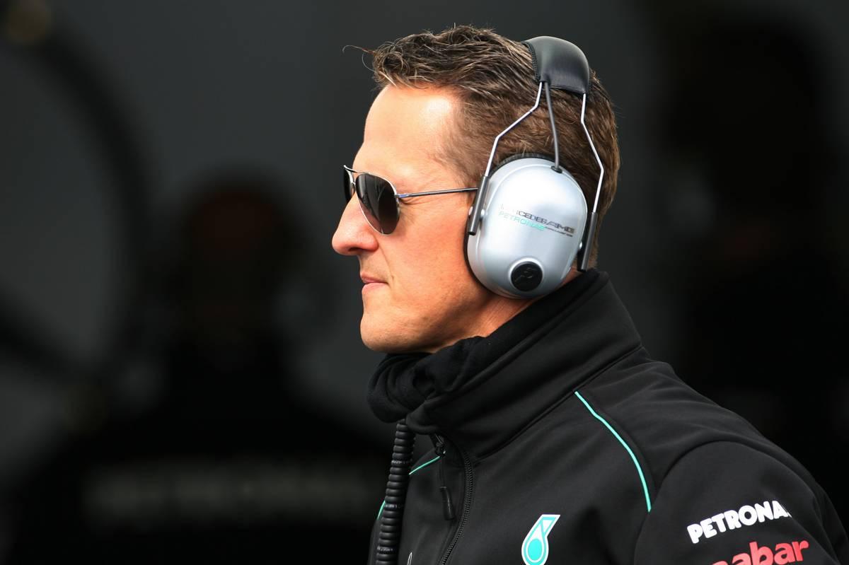 Michael Schumacher (Fotó: Charniaux / XPB Images)
