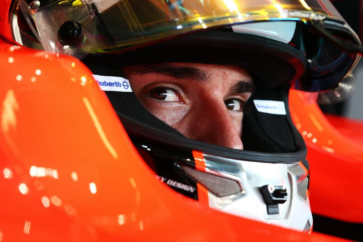 Jules Bianchi - Fotó: xpbimages.com