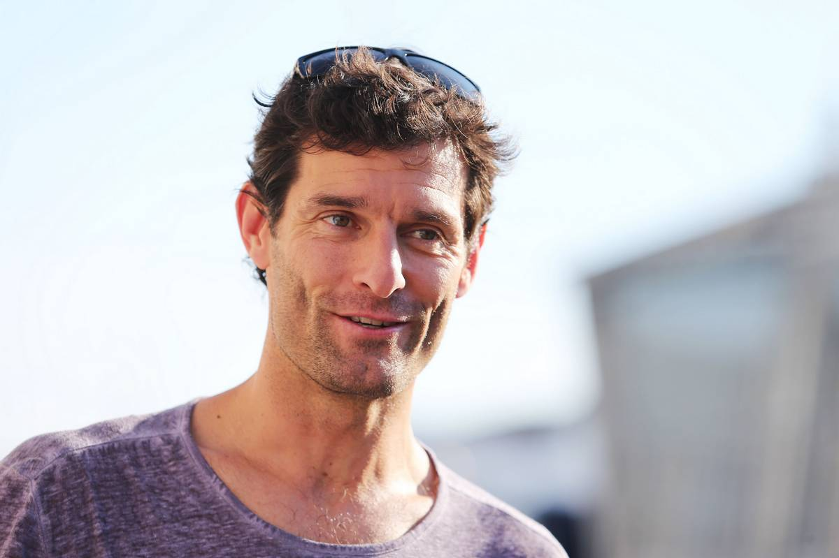 Mark Webber Fotó: xpbimages.com