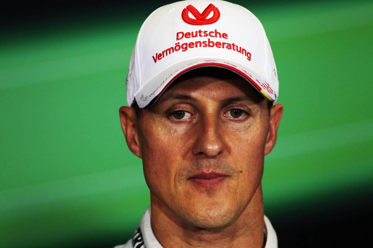 Michael Schumacher (Fotó: Moy / XPB Images)