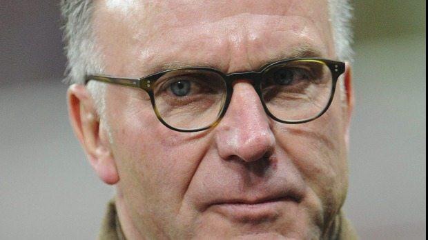Karl-Heinz Rummenigge - Fotó: EPA/Andreas Gebert