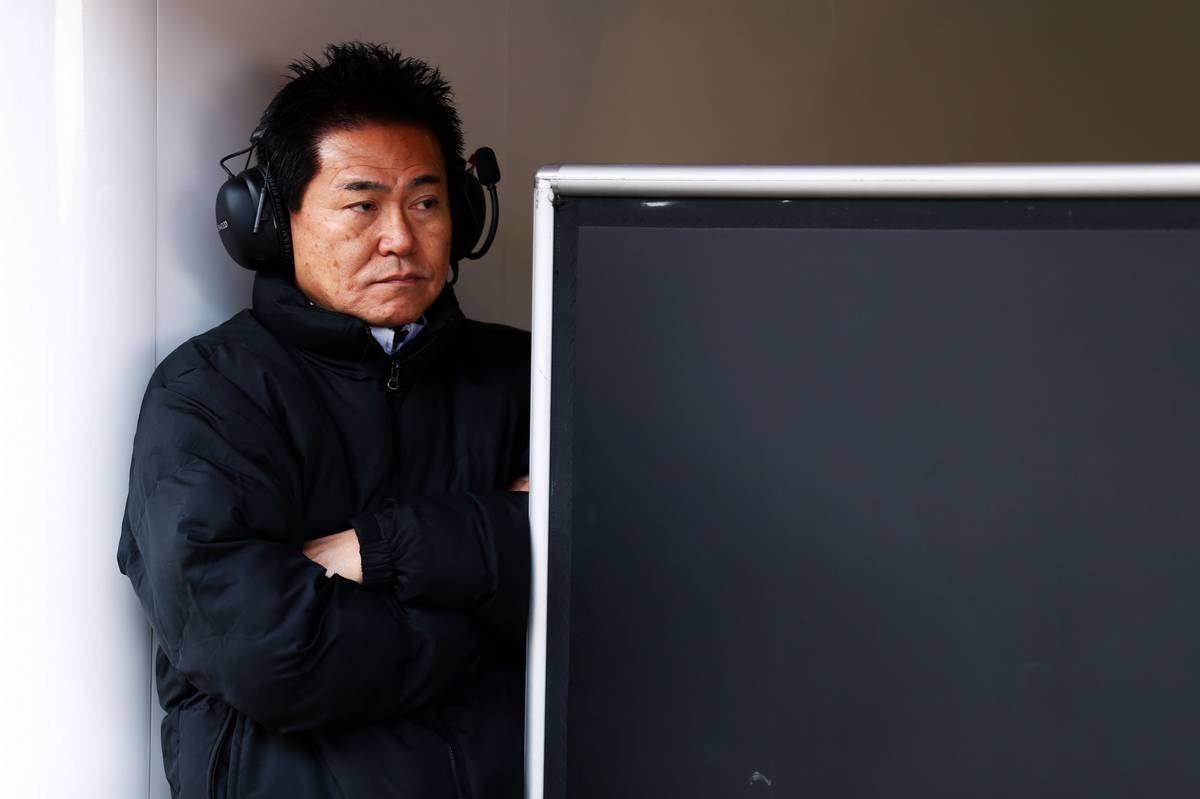 Yasuhisa Arai (Fotó: Charniaux / XPB Images)