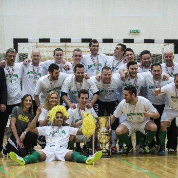 Ismét az Astra és a Rába ETO nyerte a futsal Magyar Kupát | M4 Sport
