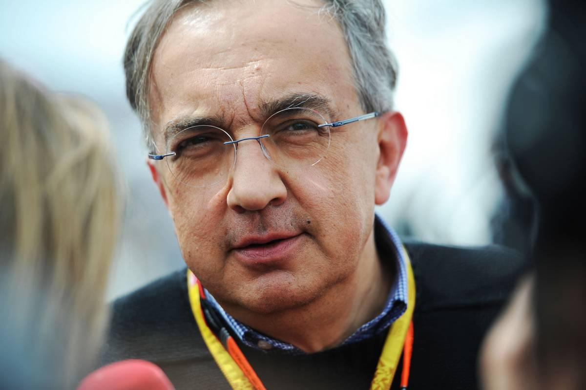 Sergio Marchionne (Fotó: Price / XPB Images)