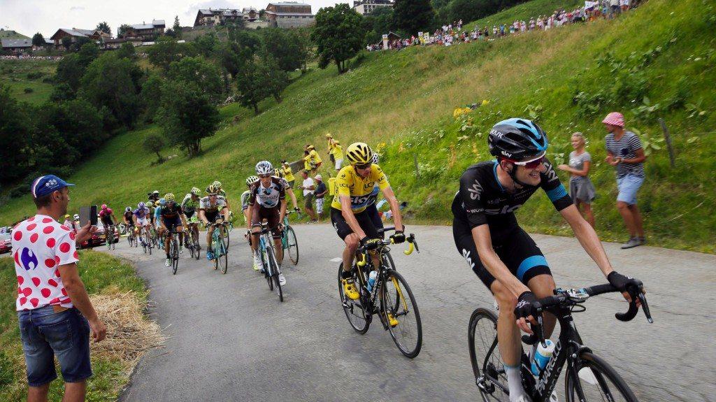 Tour de France - Fotó: EPA