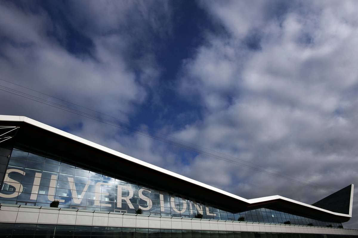 A Silverstone Wing (Fotó: Gibson / XPB Images)
