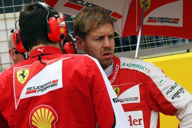 Vettel: Sennáéknak senki se mondta meg, milyenek legyenek