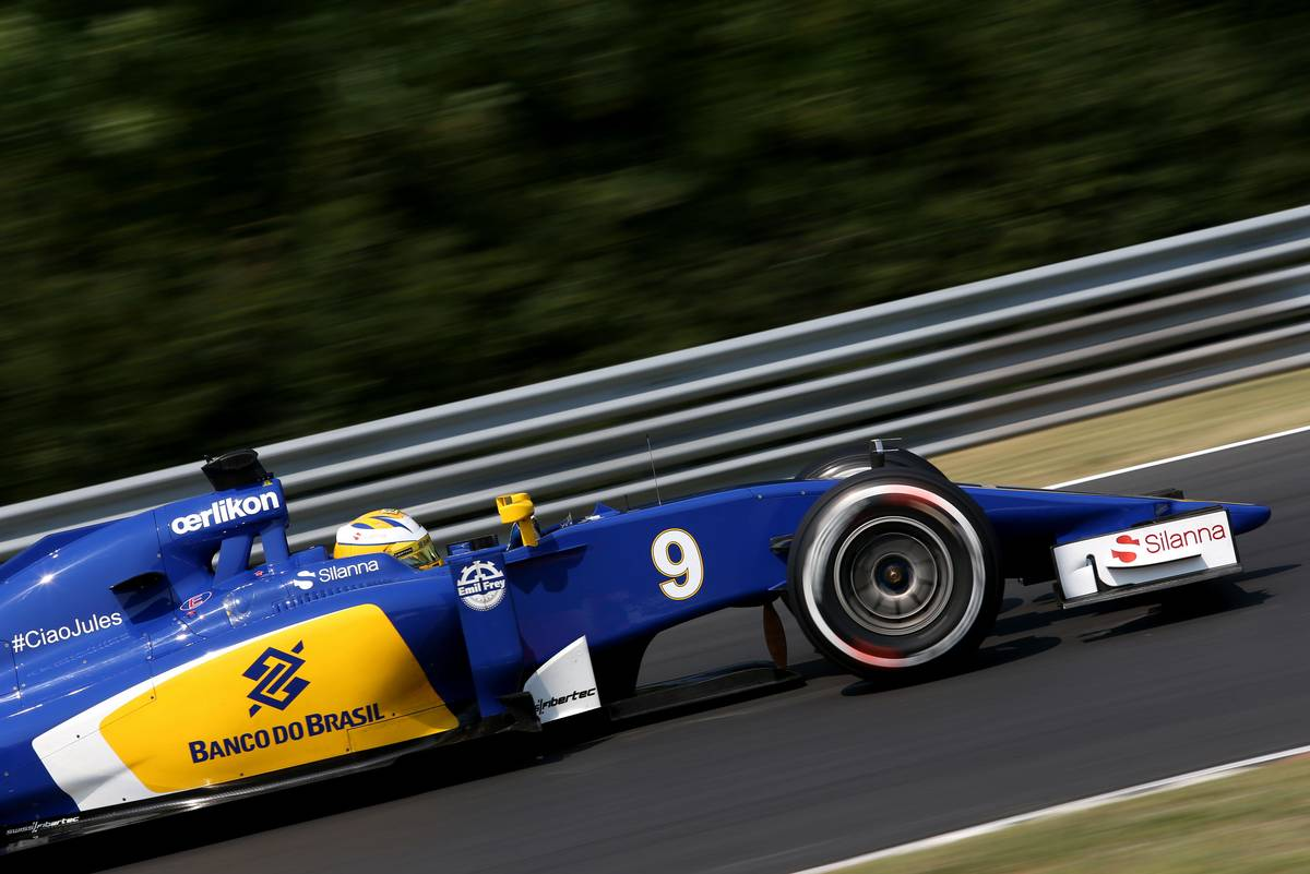 Marcus Ericsson (Forrás: Charniaux / XPB Images)