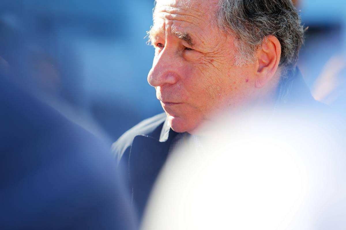 Jean Todt (Fotó: xpbimages.com)