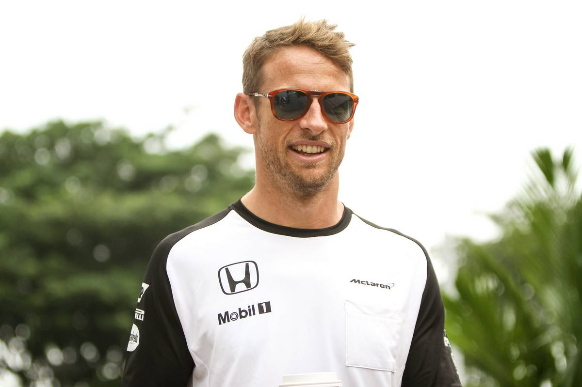 Jenson Button (Fotó: xpbimages.com)