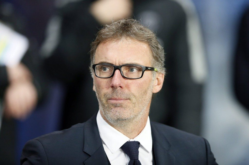 Paris Saint-Germain - Real Madrid - Laurent Blanc - fotó: EPA/Ian Langsdon
