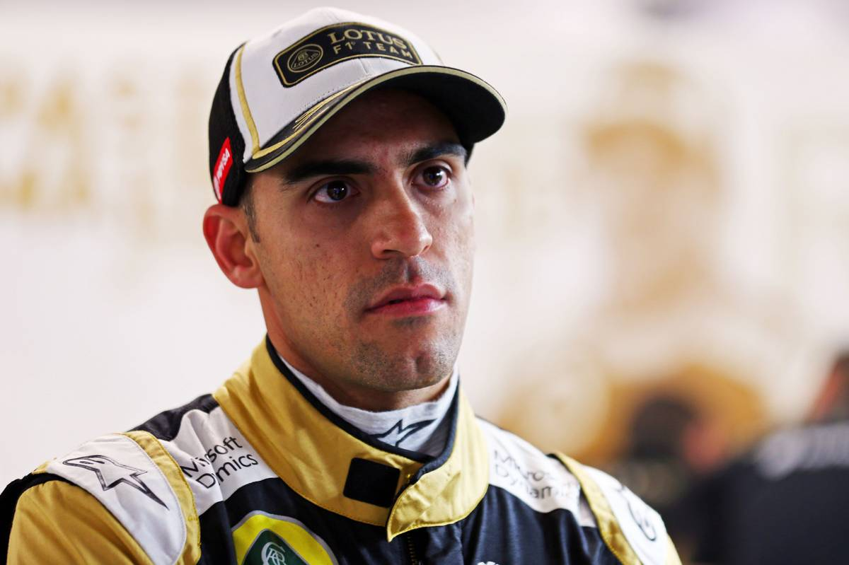Pastor Maldonado (Fotó: Batchelor / XPB Images)