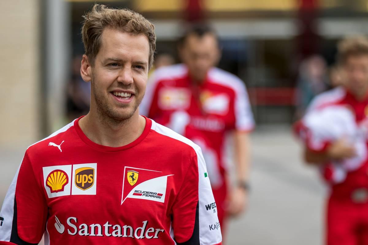 Sebastian Vettel (Fotó: Holland / XPB Image)
