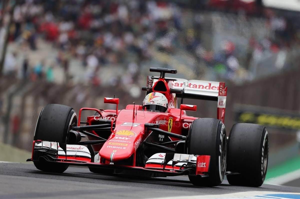 Sebastian Vettel (Fotó: Moy / XPB Images)