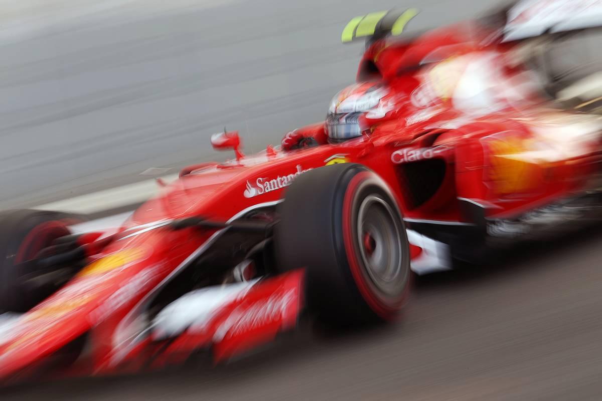 Kimi Räikkönen (Fotó: Moy / XPB Images)