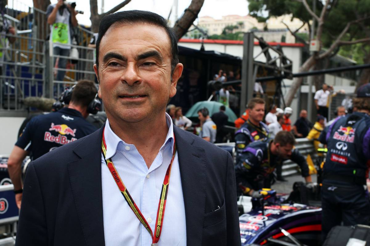Carlos Ghosn (Fotó: xpbimages.com)