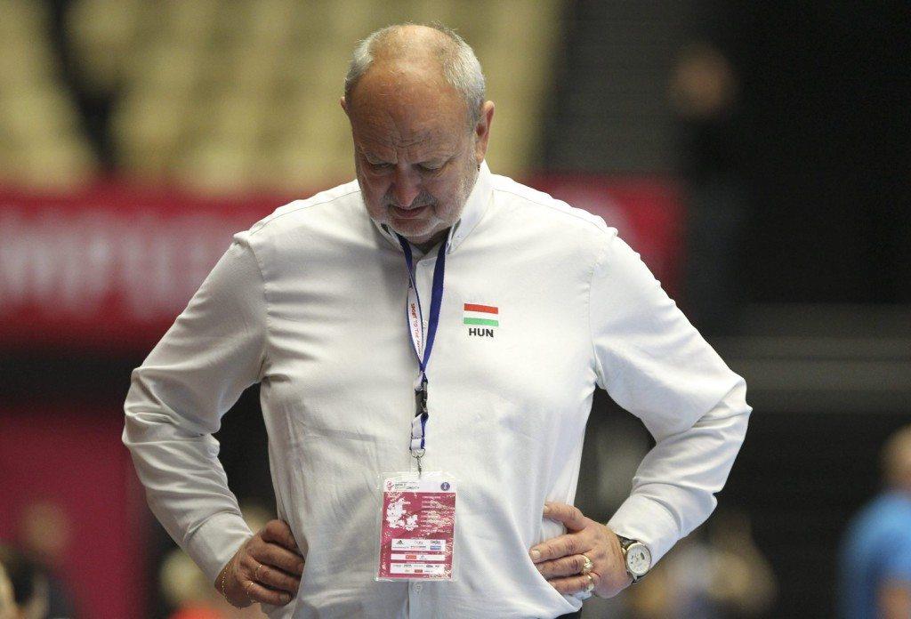 Magyarország-Lengyelország női kézilabda vb-nyolcaddöntő - Németh András - MTI Fotó: Kovács Anikó