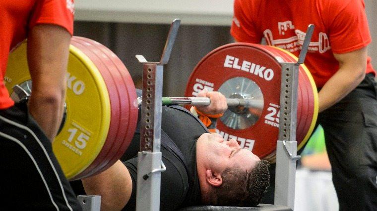Sas Sándor ötödik helyen végzett fekvenyomásban a riói paralimpián