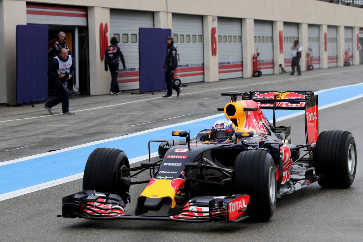 Daniel Ricciardo (Fotó: xpbimages.com)