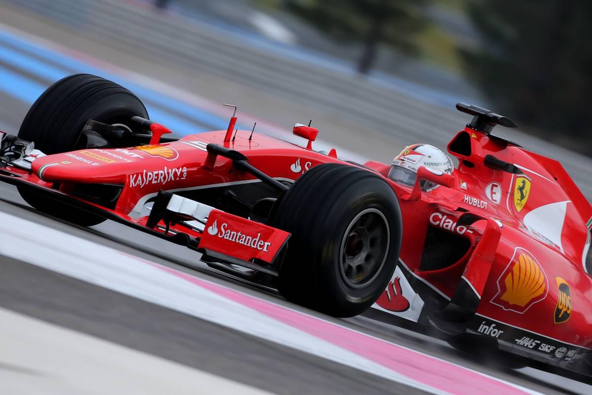 Sebastian Vettel  (Fotó: xpbimages.com)