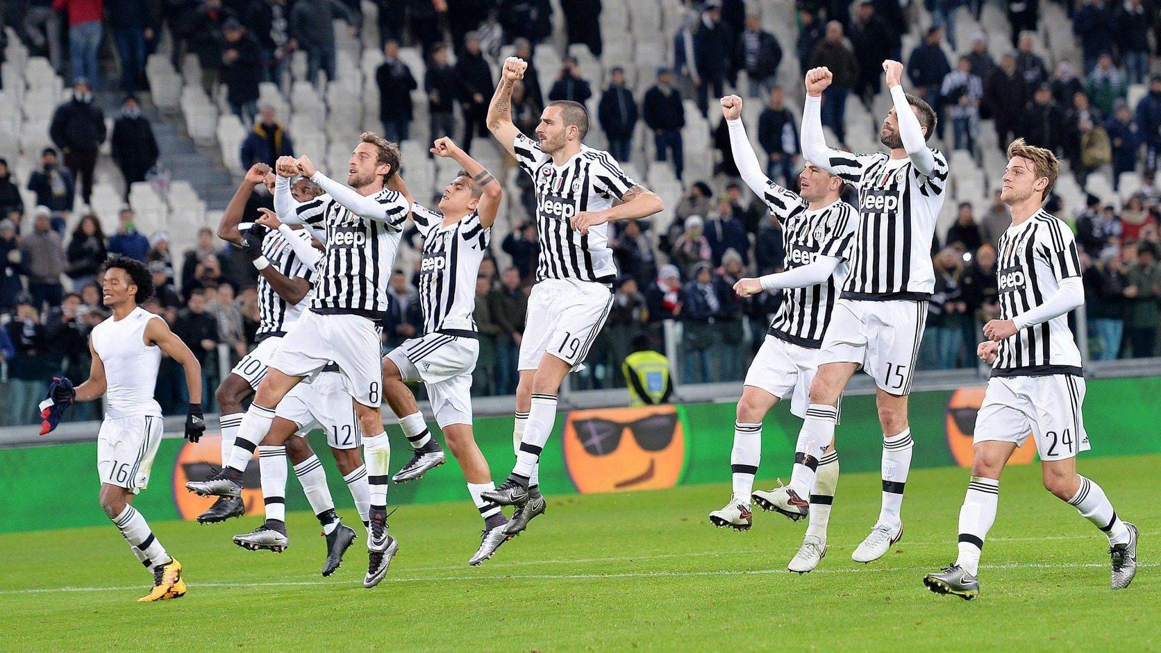 Juventus - fotó: EPA/Alessandro Di Marco