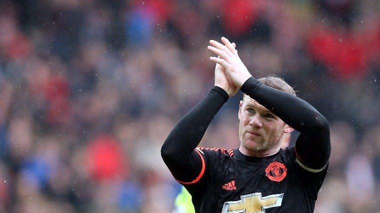 Wayne Rooney - Fotó: EPA