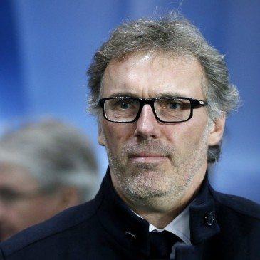 PSG-Chelsea - Laurent Blanc - fotó: MTI/EPA/Yoan Valat