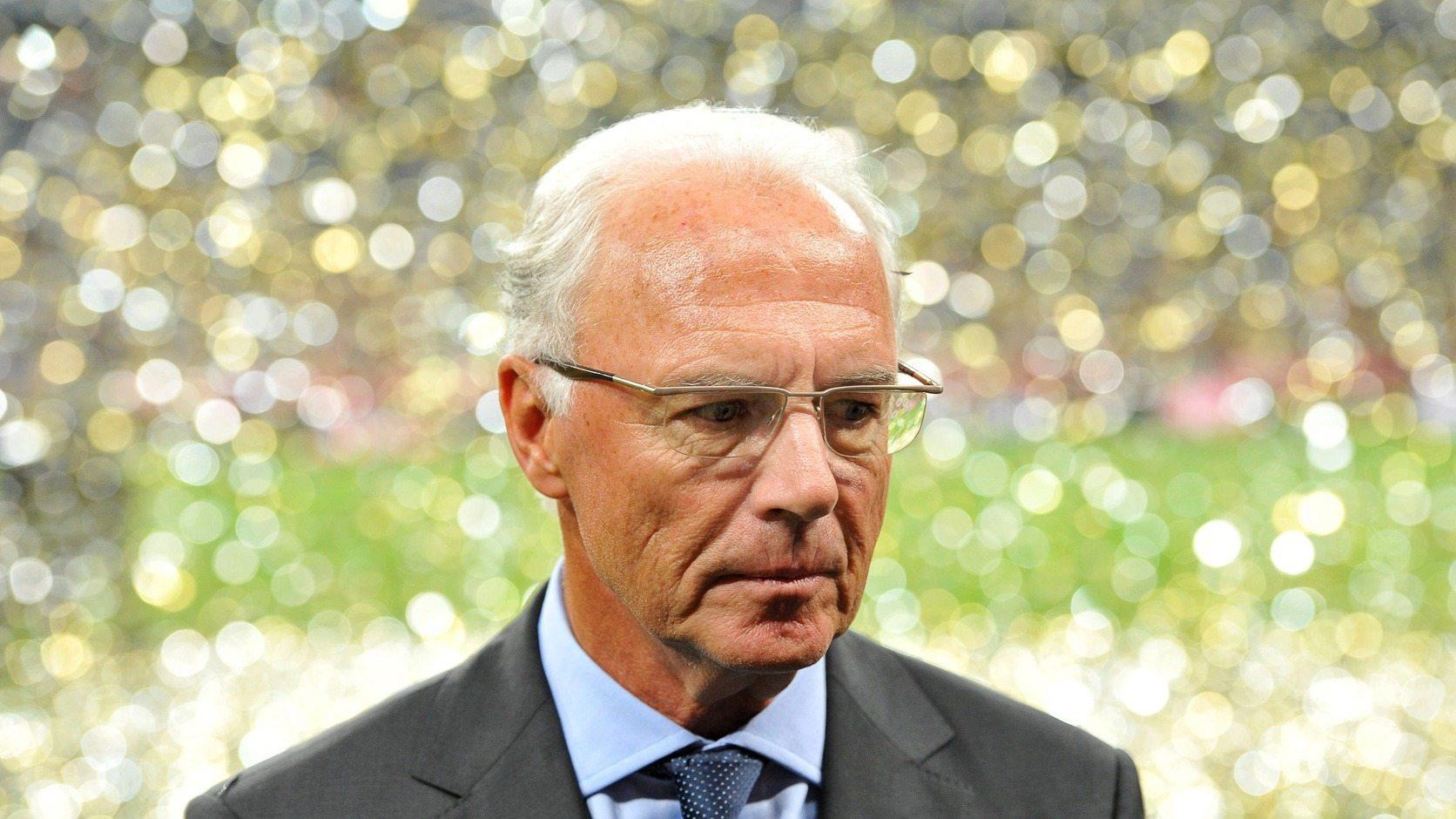 Franz Beckenbauer - fotó: EPA/Marc Müller
