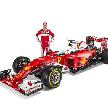 Sebastian Vettel (Fotó: Ferrari)