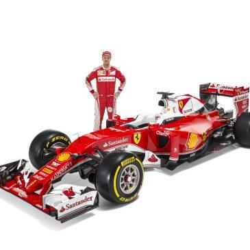 Kimi Räikkönen (Fotó: Ferrari)