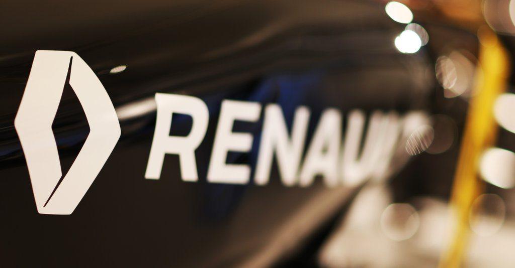 Részletkép a szerdán bemutatott festésről (Fotó: Renault/Twitter)