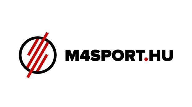 m4sport.hu vezető logó