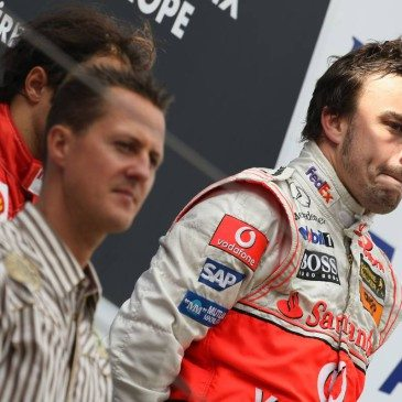 Formula 1 Grand Prix, Germany, Sunday Podium