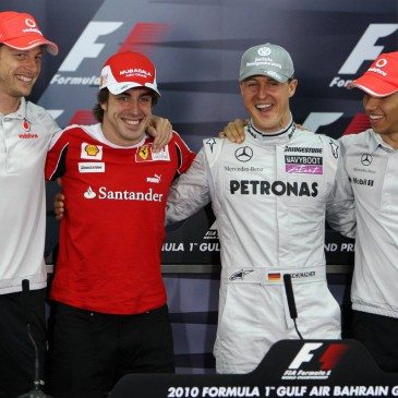 Formula 1 Grand Prix, Bahrain, Thursday Press Conference