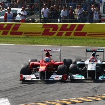Formula 1 Grand Prix, Italy, Sunday Race