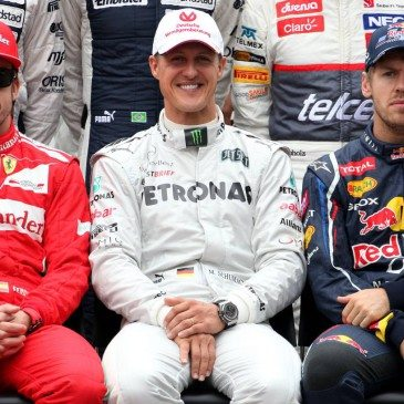 Motor Racing - Formula One World Championship - Brazilian Grand Prix - Race Day - Sao Paulo, BRA