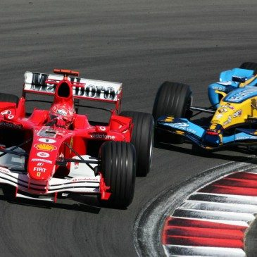 Formula 1 Grand Prix, Nuerburgring, Practice