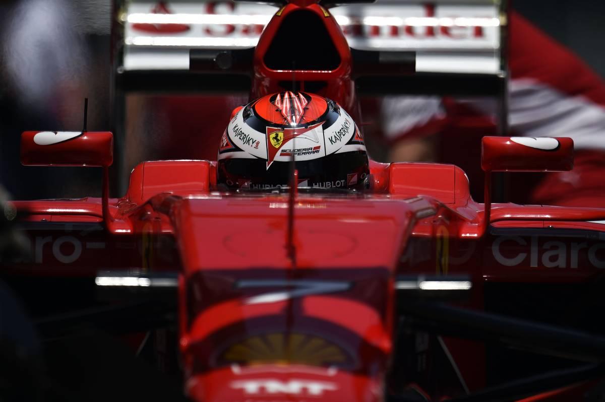 Ferrari SF15-T (Fotó: Price / XPB Images)