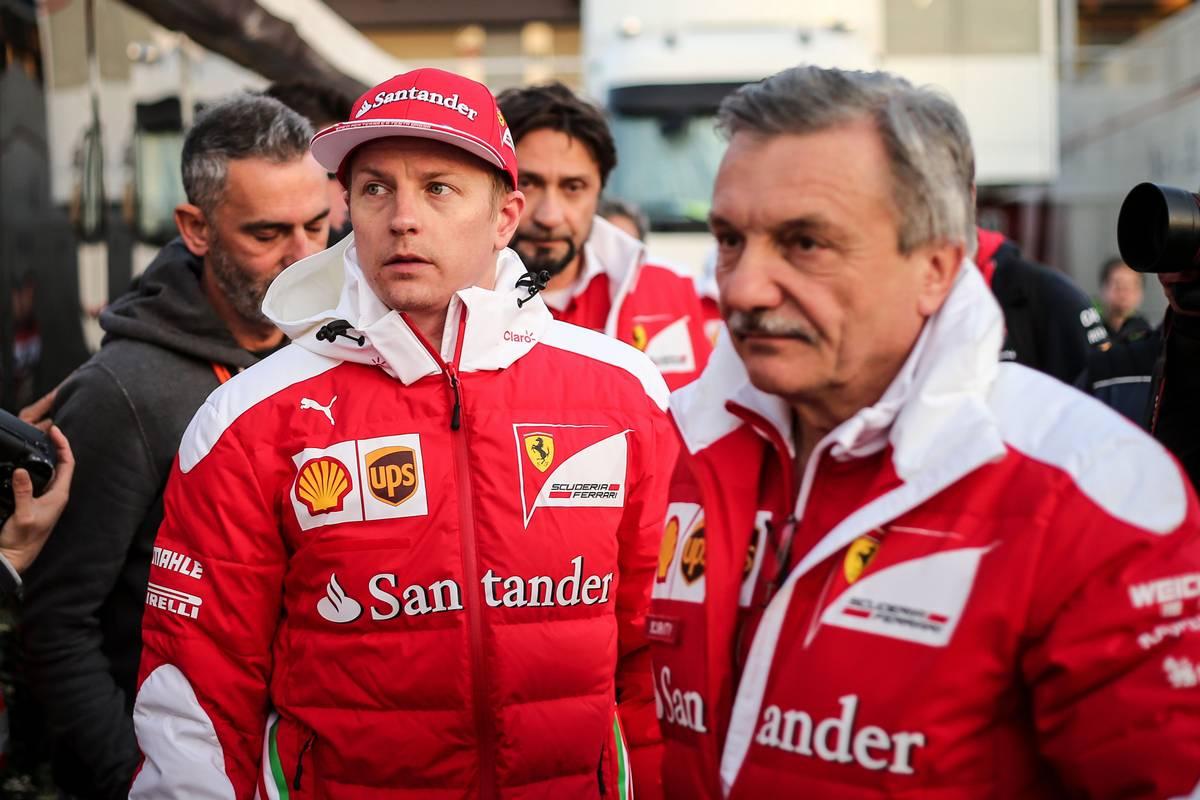 Kimi Räikkönen (Fotó: xpbimages.com)