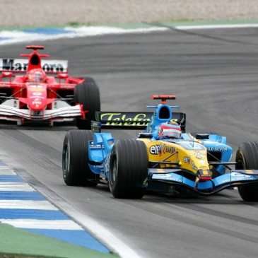 Formula 1 Grand Prix, Germany, Race