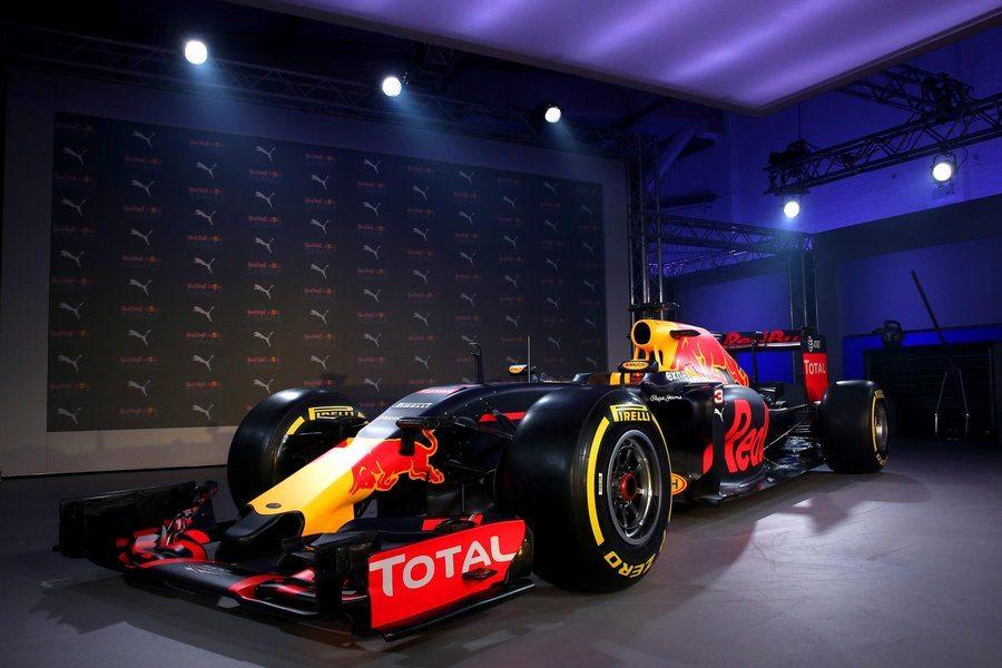 A Red Bull új festése (Fotó: Red Bull)