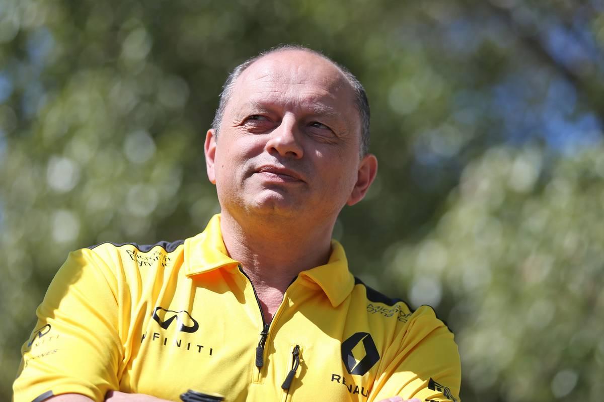 Frédéric Vasseur (Fotó: Moy / XPB Images)