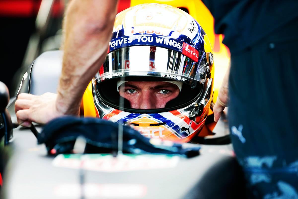 Max Verstappen (Fotó: Photo4 / XPB Images)
