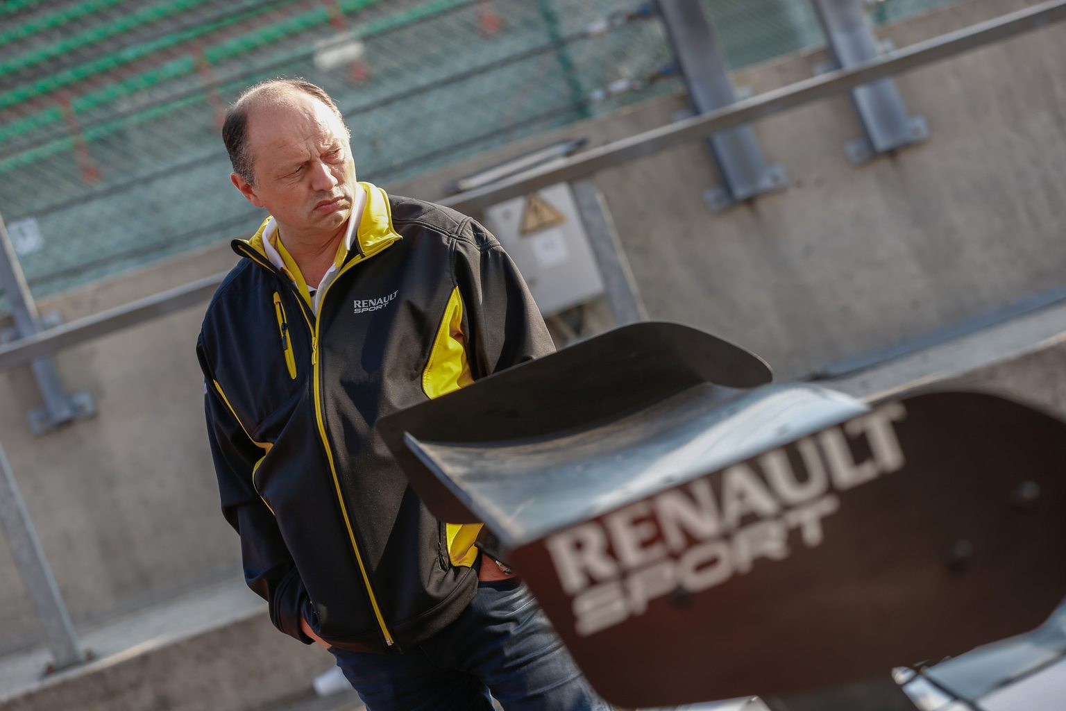 Fred Vasseur (Fotó: Renault)