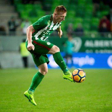 Ferencváros-Honvéd Magyar Kupa-nyolcaddöntő - Kleinheisler László - MTI Fotó: Koszticsák Szilárd