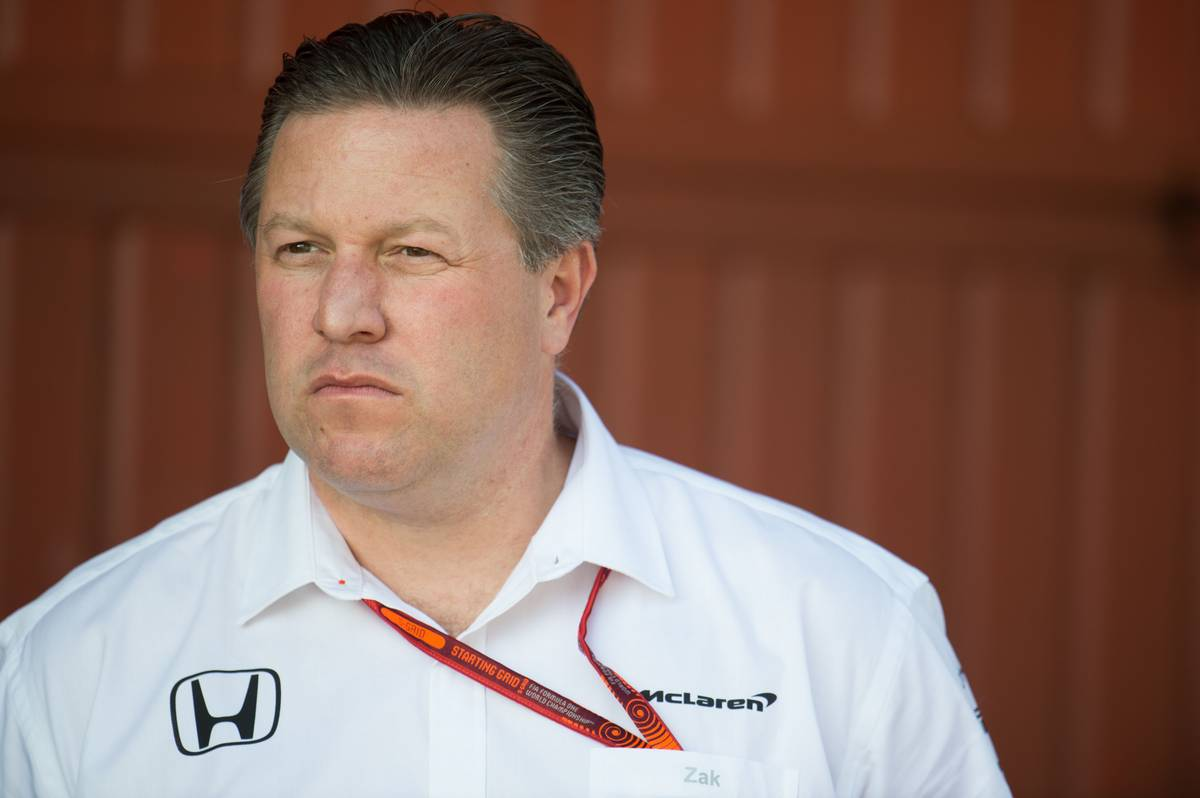 Zak Brown (Fotó: XPB)