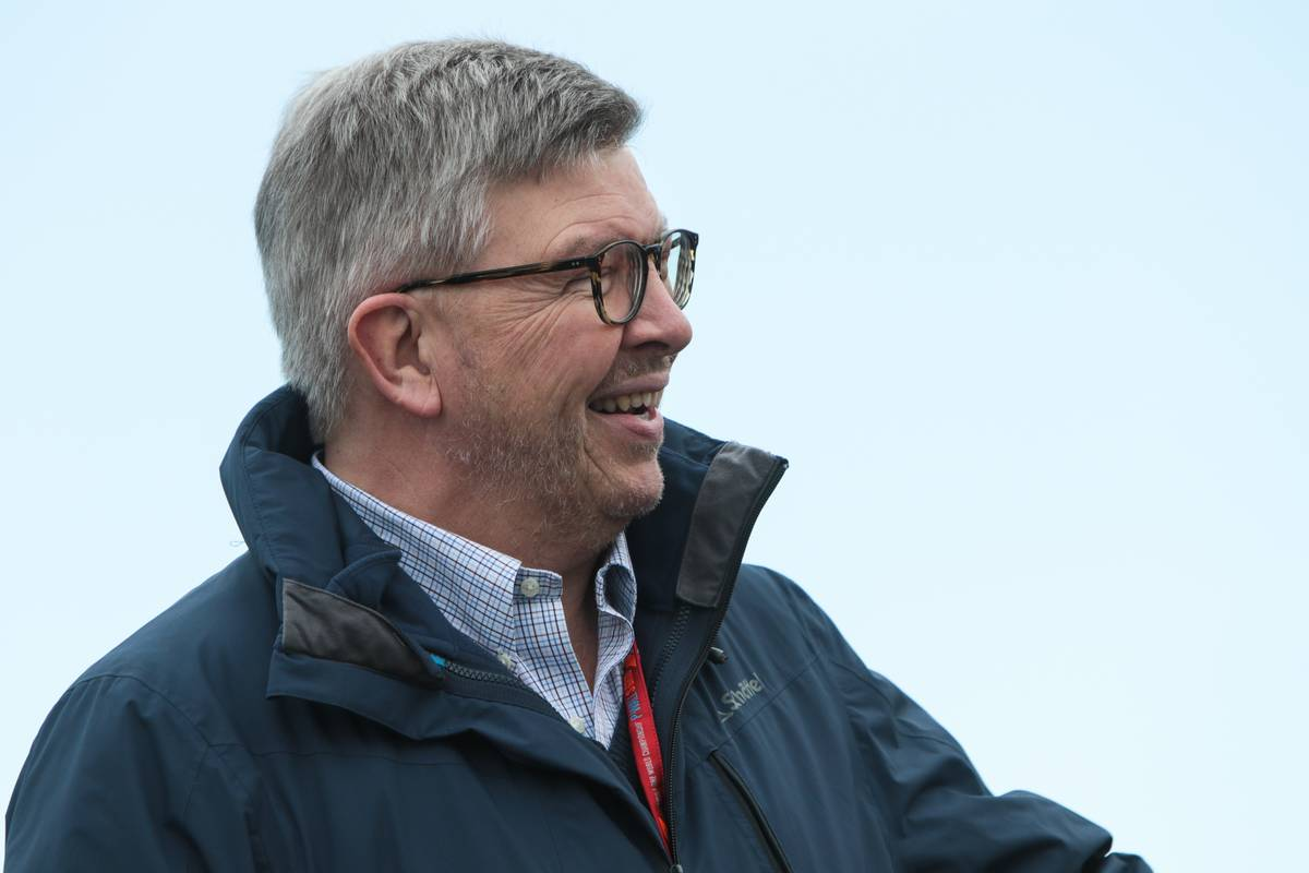 Ross Brawn (Fotó: Bearne / XPB Images)