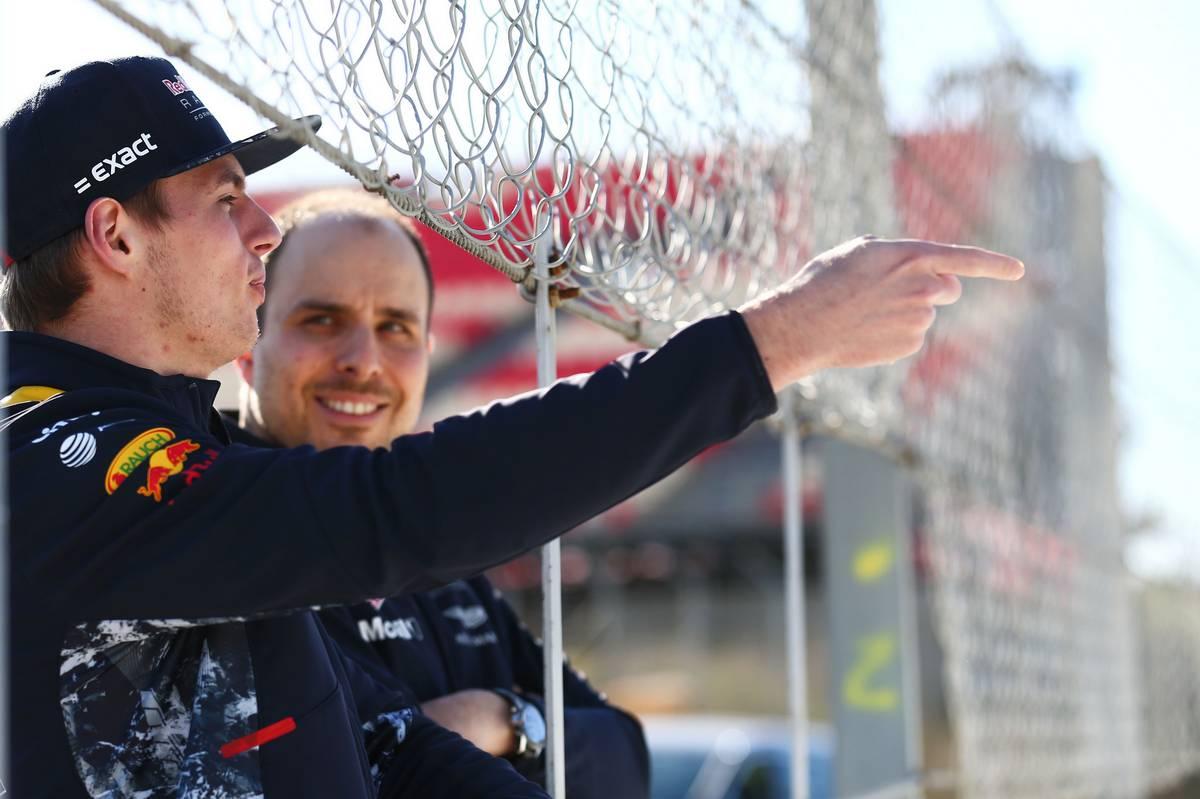 Max Verstappen (Fotó: Bearne / XPB Images)